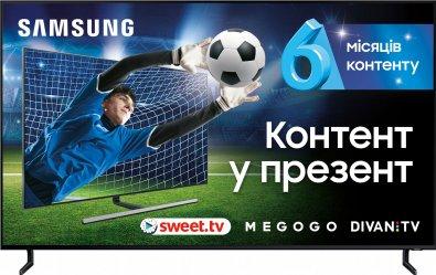 Телевізор LED Samsung QE75Q900RBUXUA (Smart TV, Wi-Fi, 7680x4320)