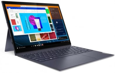 Планшет Lenovo Yoga Duet 7 Slate Grey (82AS006YRA)
