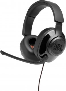 Гарнітура JBL Quantum 300 Black (JBLQUANTUM300BLK)