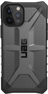 Чохол UAG for Apple iPhone 12/12 Pro - Plasma Ash (112353113131)