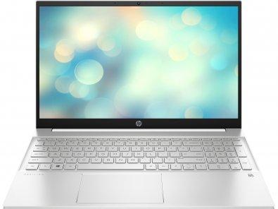 Ноутбук HP Pavilion 15-eg0072ur 2W2D7EA White Silver