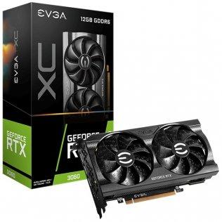 Відеокарта EVGA RTX 3060 XC Gaming (12G-P5-3657-KR)