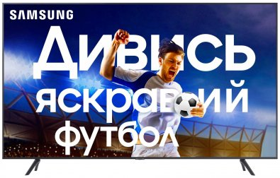Телевізор LED Samsung UE43TU7100UXUA (Smart TV, Wi-Fi, 3840x2160)