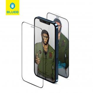 Захисне скло Blueo for iPhone 12 mini - Full Screen Black (NPB3-5.4)