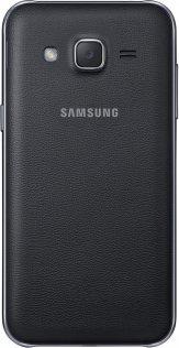 Смартфон Samsung Galaxy J2 J200H чорний задня кришка