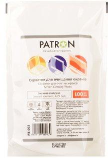Серветки для чищення PATRON F5-00