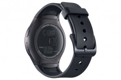 Смарт годинник Samsung SM-R7200 Gear S2 темно-сірий