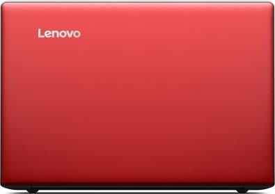 Ноутбук Lenovo IdeaPad 310-15ISK (80SM014DRA) червоний