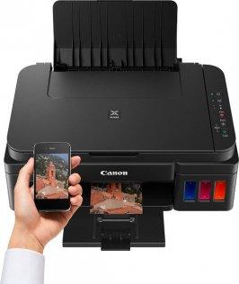Багатофункціональний пристрій Canon Pixma G3400 з Wi-Fi
