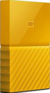 Зовнішній жорсткий диск Western Digital My Passport 1 ТБ жовтий