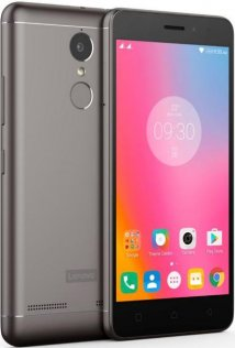 Смартфон Lenovo Vibe K6 Power (K33A42) сірий