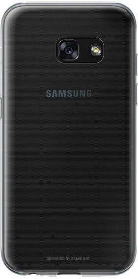 Чохол Samsung для A3 2017 - Clear cover Transparent