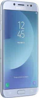 Смартфон Samsung Galaxy J7 (2017) J730F сріблястий