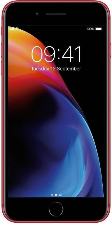 Смартфон Apple iPhone 8 Plus 64GB PRODUCT RED Special Edition (MRT92FS/A)