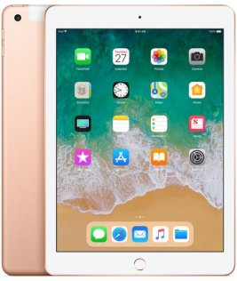 Планшет Apple iPad A1954 Wi-Fi plus Cellular 128GB MRM22RK/A Gold