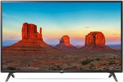 Телевізор LED LG 49UK6300PLB (Smart TV, Wi-Fi, 3840x2160)