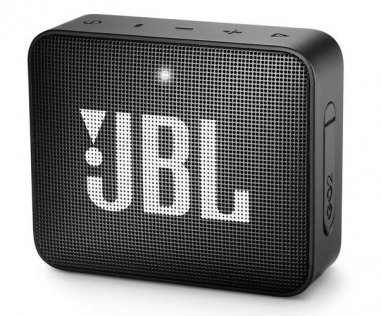 Портативна акустика JBL GO 2 Black (JBLGO2BLK)
