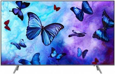 Телевізор QLED Samsung QE55Q6FNAUXUA (Smart TV, Wi-Fi, 3840x2160)