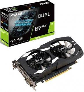 Відеокарта ASUS GTX 1650 Dual OC Edition (DUAL-GTX1650-O4G)