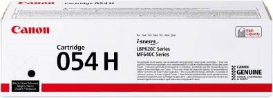 Картридж Canon 054H LBP621Cw/LBP623Cdw/MF641Cw/MF643Cdw/MF645Cx Black (3.1k)