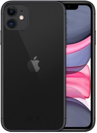 Смартфон Apple iPhone 11 256GB Black