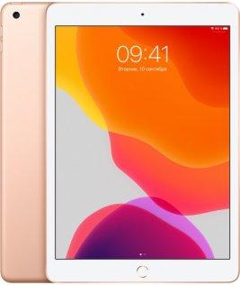 Планшет Apple iPad 10.2 2019 Wi-Fi 32GB Gold