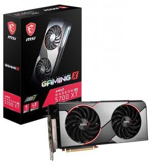 Відеокарта MSI Radeon RX 5700 XT Gaming X (RX 5700 XT GAMING X)