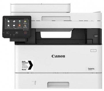 Лазерний чорно-білий БФП Canon MF445DW А4 з Wi-Fi
