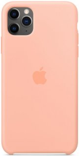 Чохол Apple for iPhone 11 Pro Max - Silicone Case Grapefruit (MY1H2)