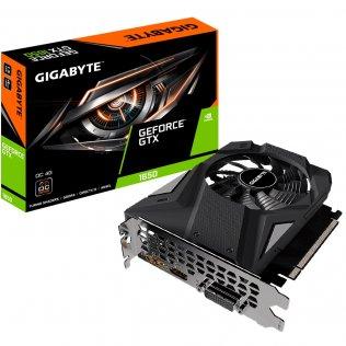 Відеокарта Gigabyte GTX 1650 D6 OC 4G (GV-N1656OC-4GD)