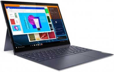 Планшет Lenovo Yoga Duet 7 Slate Grey (82AS006YRA)