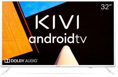 Телевизор LED Kivi 32F710KW (Smart TV, Wi-Fi, 1366x768) white