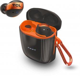 Гарнітура TCL ACTV500 Copper Dust Black (ACTV500TWSBK-RU)