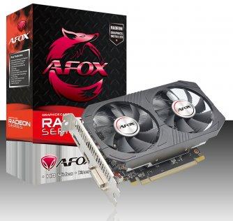 Відеокарта AFOX RX 550 (AFRX550-4096D5H4-V5)