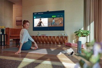 Телевізор QLED Samsung QE55QN85AAUXUA (Smart TV, Wi-Fi, 3840x2160)