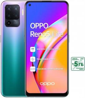 Смартфон OPPO Reno5 Lite 8/128GB Purple