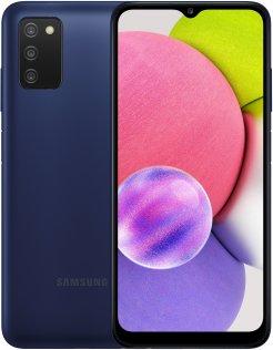 Смартфон Samsung Galaxy A03s A037 4/64 Blue (SM-A037FZBGSEK)
