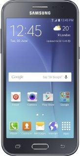 Смартфон Samsung Galaxy J2 J200H чорний екран
