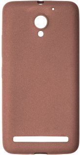 Чохол Just-Must для Lenovo Vibe C2 - Sand series коричневий