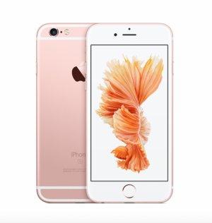 Смартфон Apple iPhone 6s A1688 128 ГБ рожеве золото