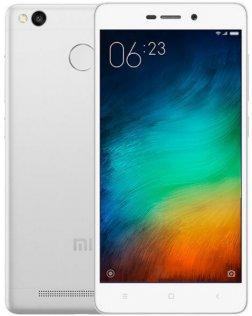 Смартфон Xiaomi Redmi 3s 2/16 ГБ сріблястий
