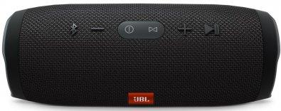 Портативна акустика JBL Charge 3 Black (JBLCHARGE3BLKEU)