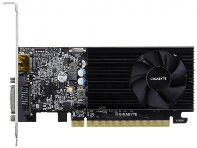 Відеокарта Gigabyte GT 1030 Low Profile D4 (GV-N1030D4-2GL)