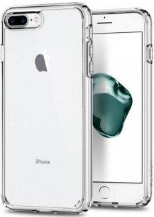 Чохол Spigen for iPhone 7Plus/8 Plus - Ultra Hybrid 2 Crystal Clear (043CS21052)