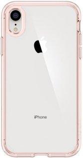Чохол-накладка Spigen для iPhone XR - Ultra Hybrid Rose Crystal