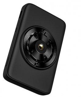 Батарея універсальна AUKKE Power Bank 8000 mAh Led Black (AUKKE Led Black)