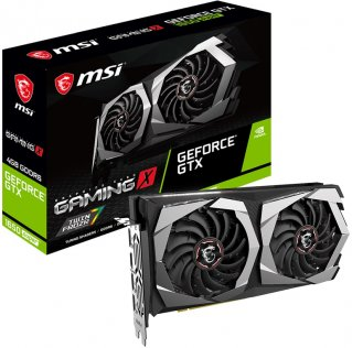 Відеокарта MSI GTX 1650 Super Gaming X (GTX 1650 SUPER GAMING X)