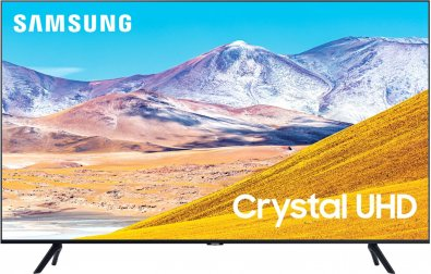 Телевізор LED Samsung UE55TU8000UXUA (Smart TV, Wi-Fi, 3840x2160)