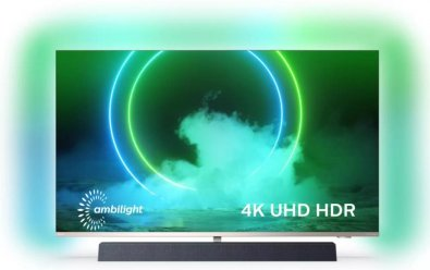 Телевізор LED Philips 65PUS9435/12 (Android TV, Wi-Fi, 3840x2160)