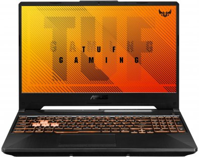 Ноутбук ASUS TUF Gaming A15 FA506IU-HN305 Bonfire Black
